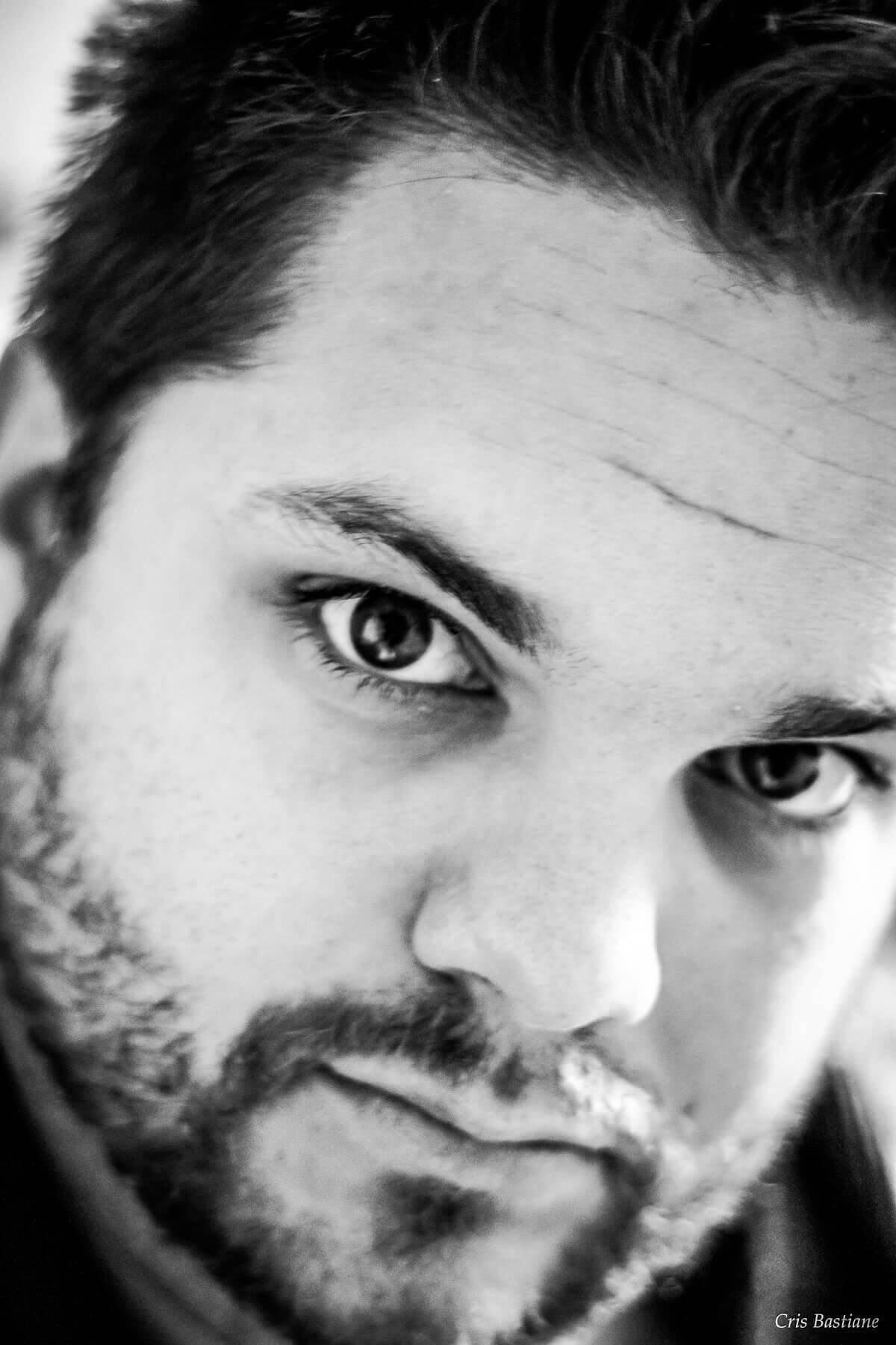Cris Bastiane | Autoportrait | Portrait | Homme | Meaux | 2015
