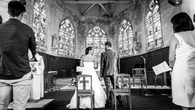 Cris BASTIANE | Couple | Mariage | Eglise | La Ferté Milon | 2017