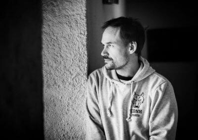 CrisBastiane - photos - portrait - Homme - 2018 - Noir - et - blanc